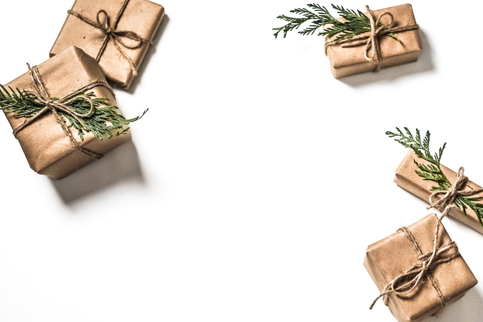 Forslag til bæredygtige julegaver